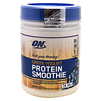 Optimum Nutrition Greek Yogurt Protein Smoothie - Blueberry - 14 Servings - 748927056730