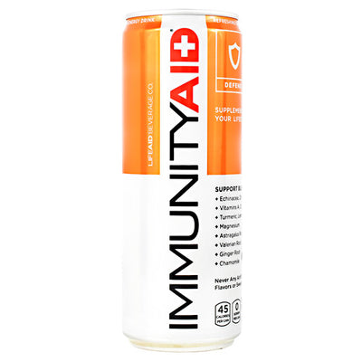 Lifeaid Beverage Company ImmunityAid - 12 Cans - 857886006394