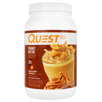 Quest Nutrition Protein Powder - Peanut Butter - 3 lb - 888849008742