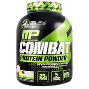 MusclePharm Sport Series Combat Protein Powder - Vanilla - 4 lb - 736211991010