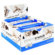 Power Crunch Power Crunch - Cookies and Creme - 12 ea - 644225722226