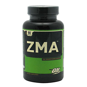 Optimum Nutrition ZMA - 90 Capsules - 748927024821