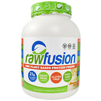 SAN Raw Fusion - Banana Nut - 60 Servings - 672898530794