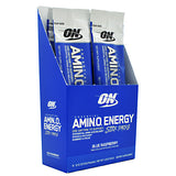 Optimum Nutrition Essential Amino Energy - Blue Raspberry - 6 Packets - 748927958881
