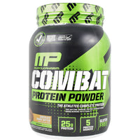 MusclePharm Sport Series Combat Protein Powder - Chocolate Peanut Butter - 2 lb - 736211050472