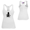 Fit4Her Ladies Tank White