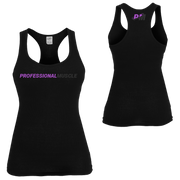 PM4HER Tank Black & Purple