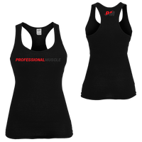 PM4HER Tank Black & Red
