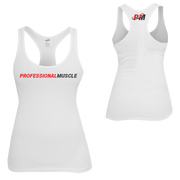 PM4HER Tank White & Red
