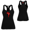 Stay Strong Ladies Tank Black