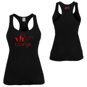 VIP4HER Tank Black & Red