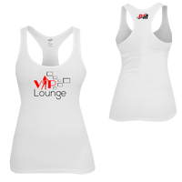 VIP4HER Tank White & Red