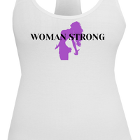 Woman Strong Ladies Tank
