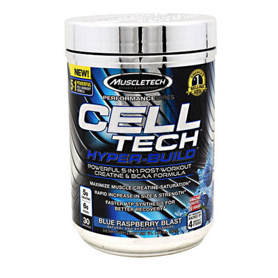 Muscletech CELL-TECH HYP BLD BLURSBRY 30