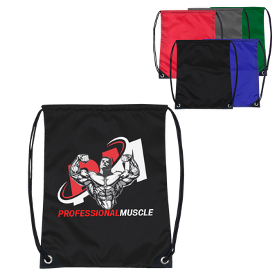 Professional Muscle Drawstring Bag