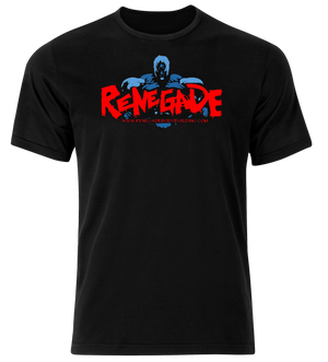 Renegade Tshirt Black