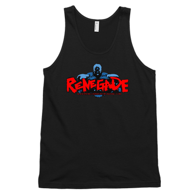 Renegade Tank Black