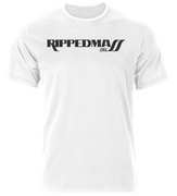 Ripped Mass Tshirt White