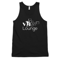 VIP Lounge Tank Black & White