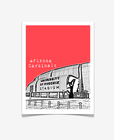 Arizona Cardinals Poster