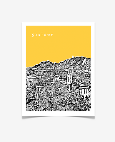 University of Colorado Boulder Poster