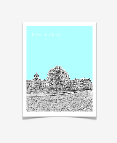 Frederick Maryland Poster