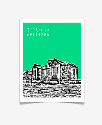 Illinois Wesleyan University Poster
