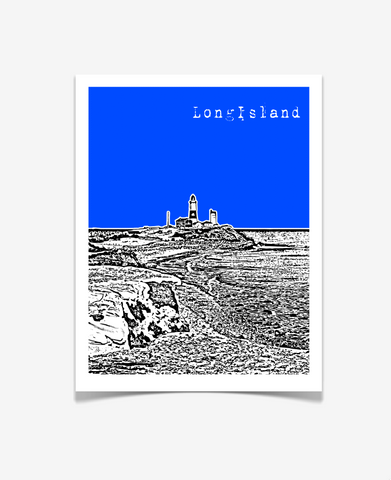 Long Island New York Poster