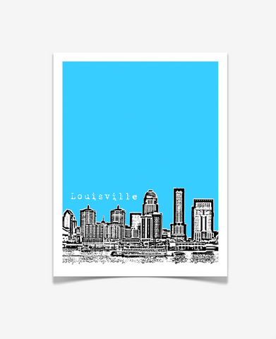Louisville Kentucky Poster