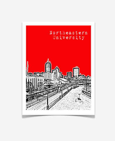 Northeastern University Massachusetts Poster