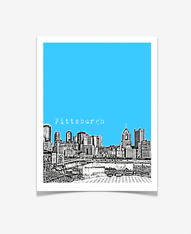 Pittsburgh Pennsylvania Poster