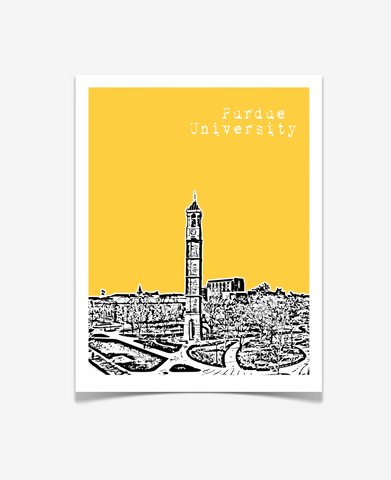 Purdue University Indiana Poster