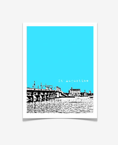 St. Augustine Florida Poster