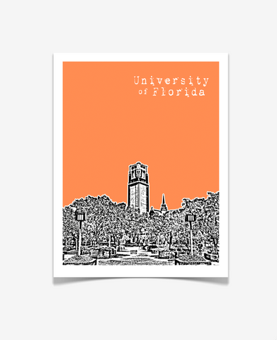 Gainesville University of Florida Poster