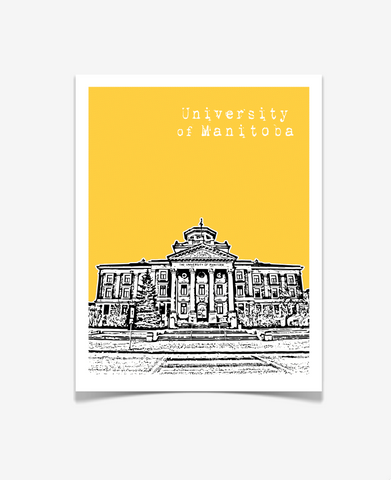 University of Manitoba Canada Poster