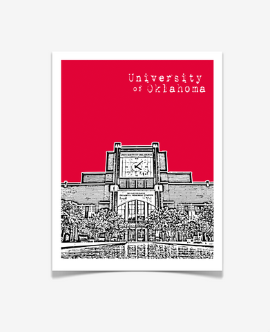 University of Oklahoma Poster VERSION 2