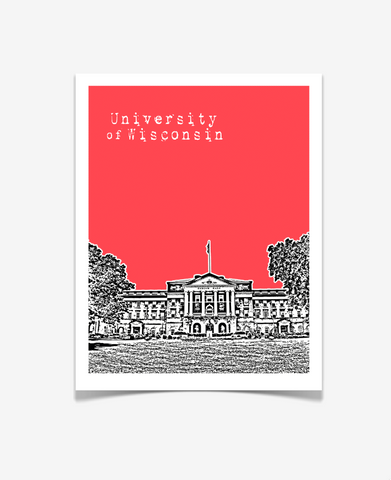 University of Wisconsin Madison Poster