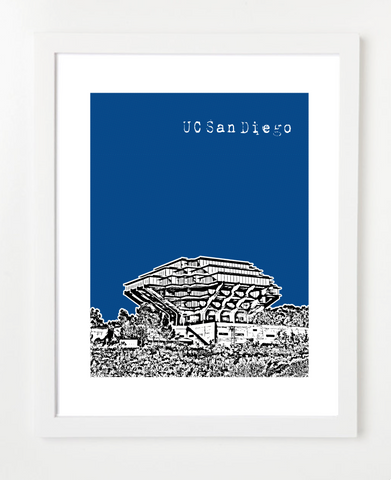 University of California San Diego Poster Version 3