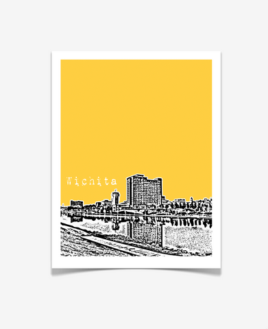 Wichita Kansas Poster
