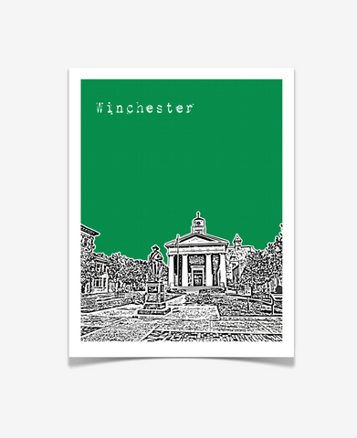 Winchester Virginia Poster