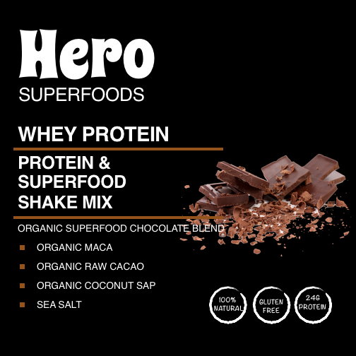 WHEY POWER HERO
