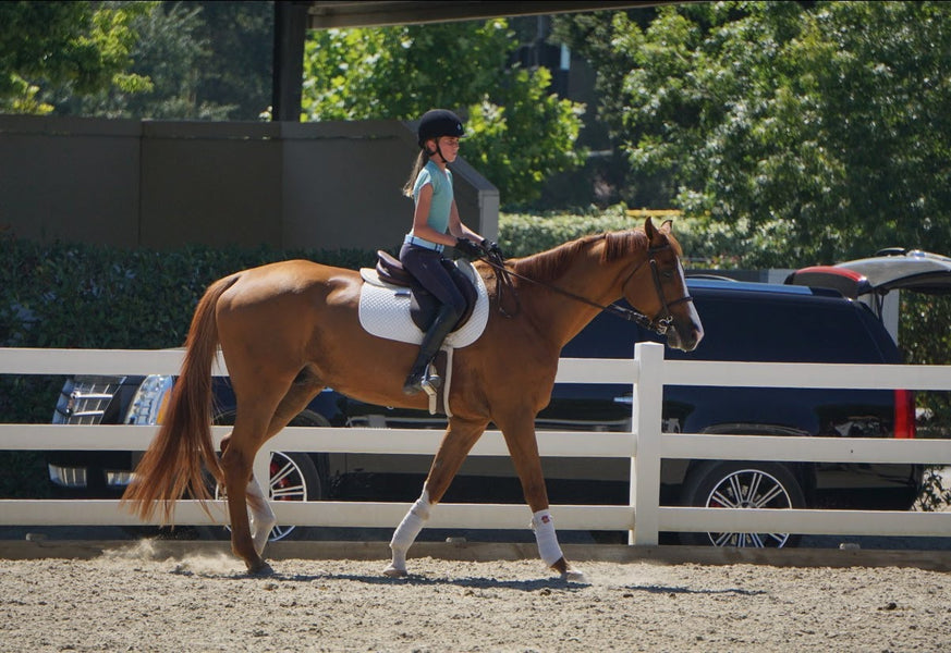 Regaining Confidence in the Saddle