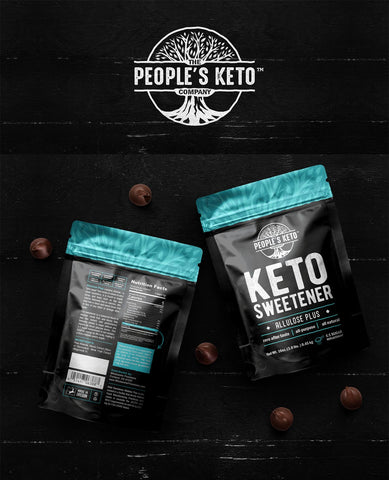 Wholesome provisions, keto sweetener, people's keto, sugar substitute
