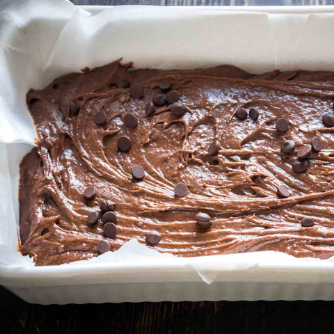 great low carb keto brownie mix