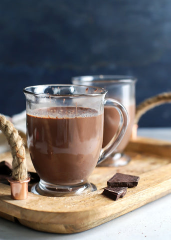 Wholesome provisions, protein hot chocolate, low carb cocoa, keto hot chocolate