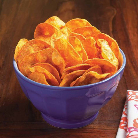 pizza protein crunch chips, wholesome provisions