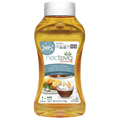 Keto Liquid Sweetener & Syrup - Less Than 1g Net Carbs, Vegan, All-Purpose