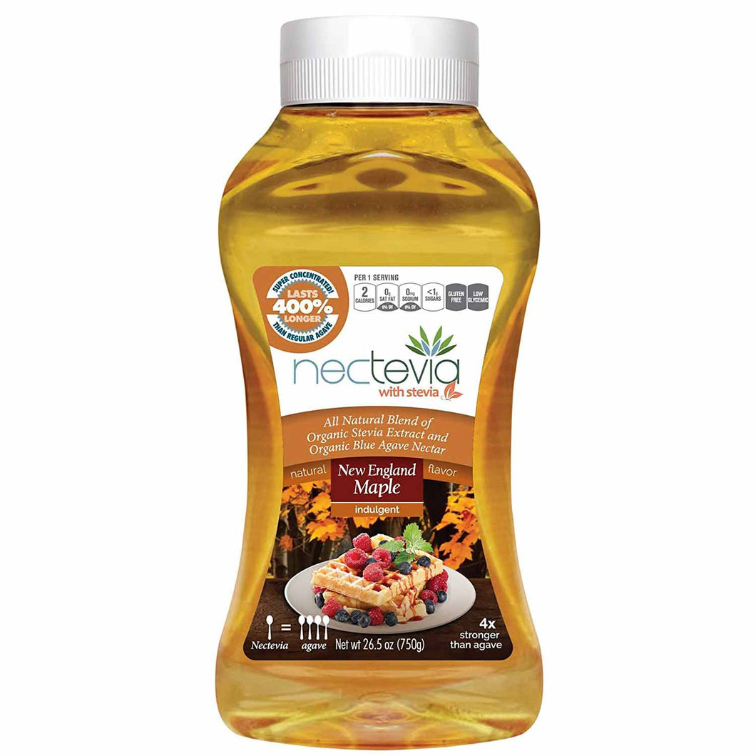 Keto Maple Syrup - Less Than 1g Net Carbs, Vegan, Gluten Free