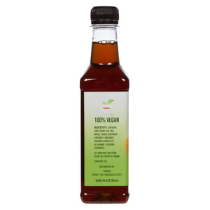24 vegan fish sauce, Vietnamese vegan sauce, plant based fish sauce, ingredients