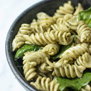 Rotini Shaped High Fiber Pasta - Protein Packed, Non GMO, Vegan, Low Calorie